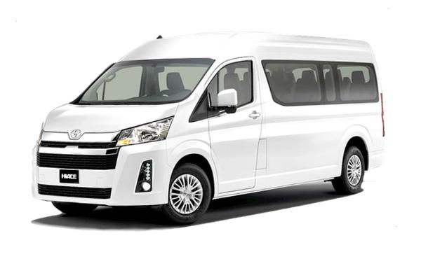 Mini Van de Pasajeros